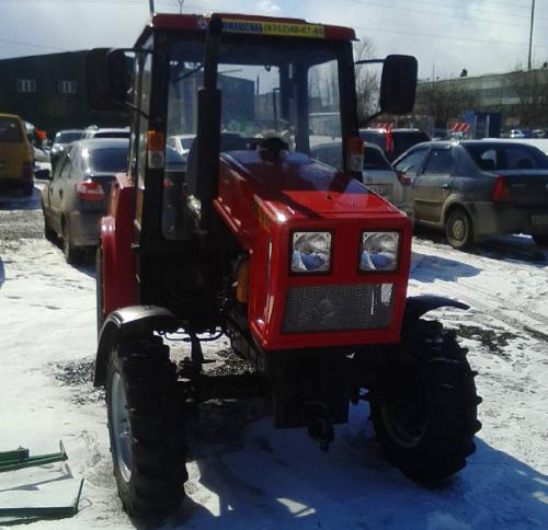 Трактор Беларус 320.4 МТЗ