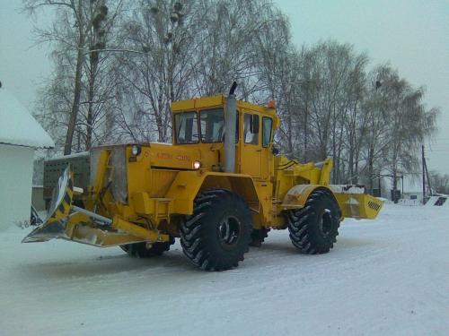 Трактор Кировец К-703М-12-03.2 Трансформер