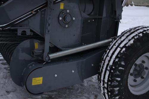 Пресс подборщик JB12 Навигатор