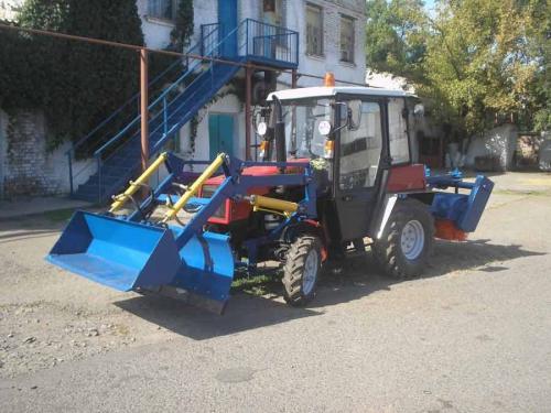Погрузчик фронтальный П 320 на трактора Беларус 320 МТЗ