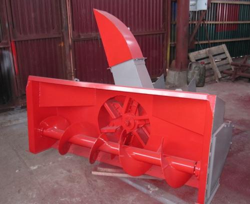 Снегоочиститель СШР 2,0П  передняя навеска передняя навеска