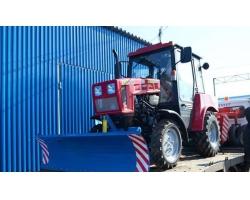 Отвал коммунальный КО 320 2,0 на трактор Беларус МТЗ 320