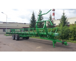 Прицеп рулоновоз тракторный ПРТ 12