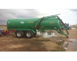 Машина для внесения жидких органических удобрений бочка для транспортировки навоза МЖУ 20