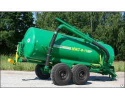 Машина для внесения жидких органических удобрений МЖТ Ф 11