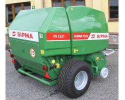 Рулонный пресс подборщик Sipma PS 1221 FARMA PLUS