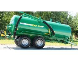 Машина для внесения жидких органических удобрений бочка для транспортировки навоза МЖУ 16
