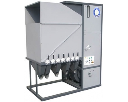 Машина для очистки и калибровки зерна АЛМАЗ МС 20/10 Сепарирующая машина