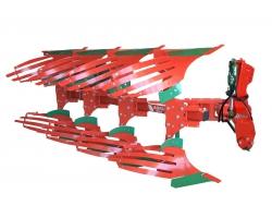 Плуги оборотные PO с болтовой защитой Agromasz