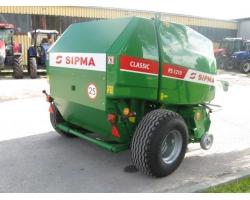 Рулонный пресс подборщик SIPMA СИПМА PS 1210 CLASSIC