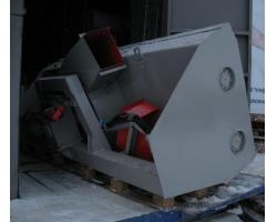 Снегоочиститель СШР 3,2 задняя навеска на К-700
